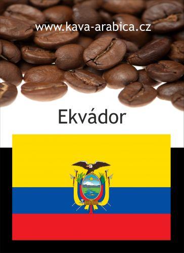 Great Tea Garden Káva Ekvádor mletá 100 g cena od 79 Kč