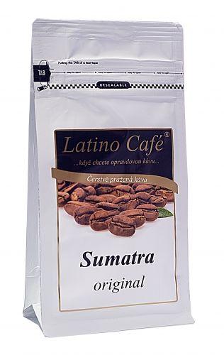 Great Tea Garden Káva Sumatra mletá 100 g