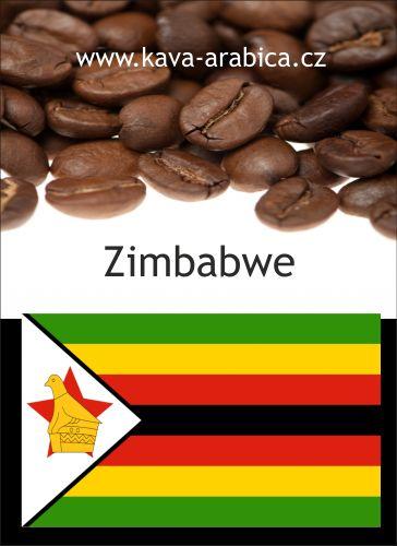 Great Tea Garden Káva Zimbabwe mletá 100 g cena od 79 Kč