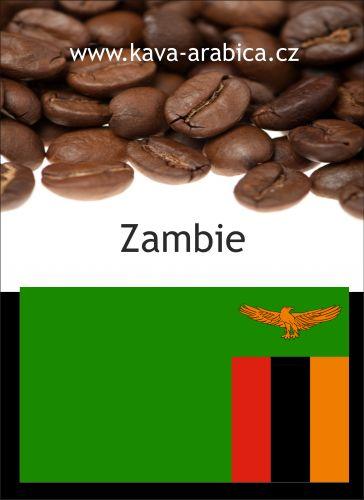 Great Tea Garden Káva Zambie mletá 100 g
