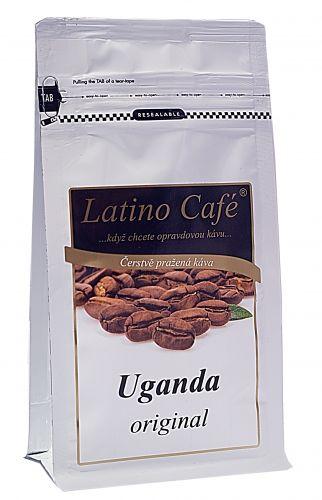 Great Tea Garden Káva Uganda mletá 100 g cena od 79 Kč
