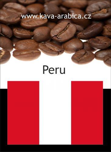 Great Tea Garden Káva Peru mletá 100 g cena od 79 Kč