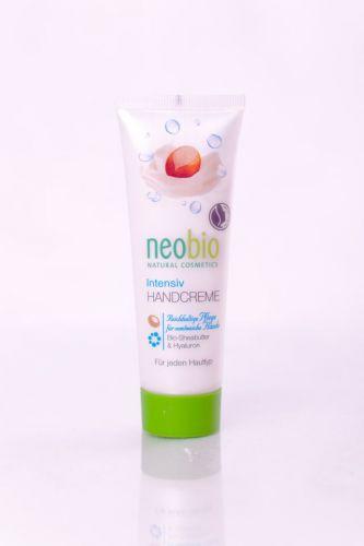 Neobio Intenzivní krém na ruce s bio bambuckým máslem a hyaluronem 50 ml