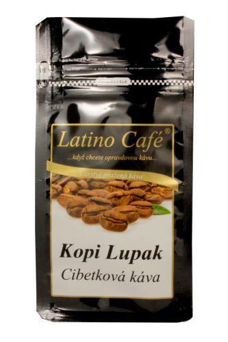 Great Tea Garden Cibetková káva Kopi Luwak 100 g