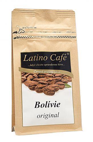 Great Tea Garden Káva Bolívie mletá 100 g cena od 79 Kč