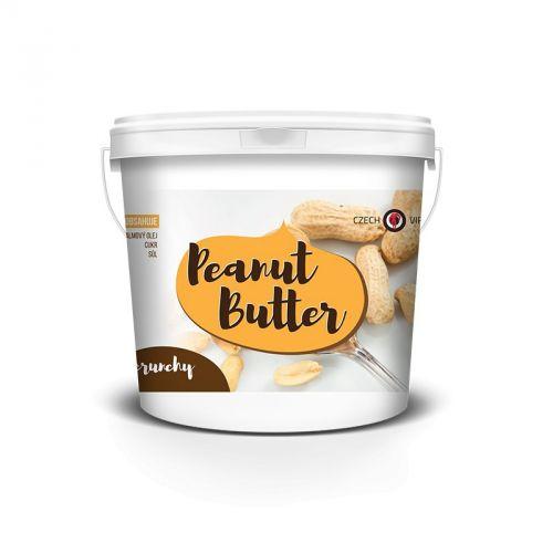 CZECH VIRUS Peanut Butter křupavé 1000 g cena od 382 Kč