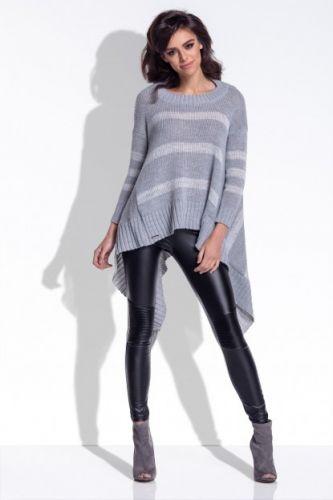 Fobya Asymetrický svetr