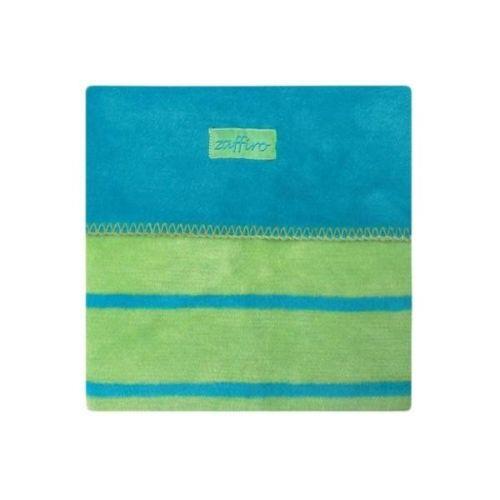 Womar Tyrkysová bavlněná deka