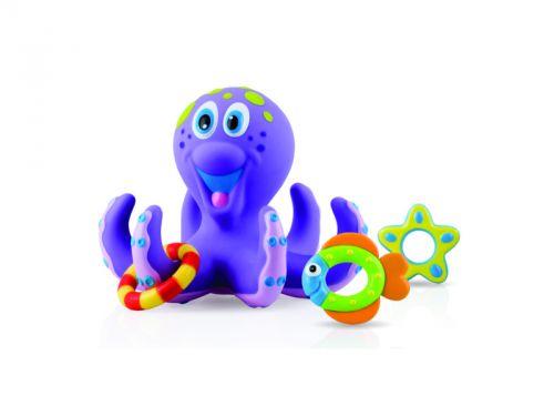 Nuby Chobotnice do koupele