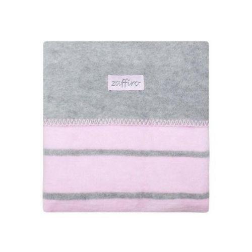 Womar Pruhovaná bavlněná deka