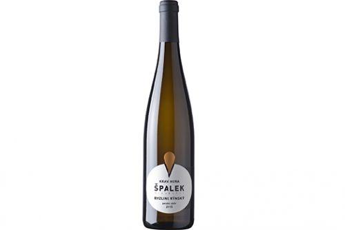 Vinařství Špalek Ryzlink rýnksý Pozdní sběr 2015 0,75 l