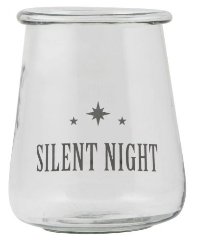 IB LAURSEN Svícen Silent night 20 cm