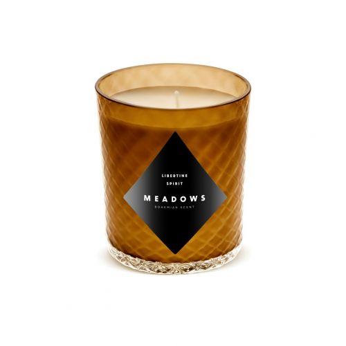 Meadows Luxusní vonná svíčka Libertine Spirit