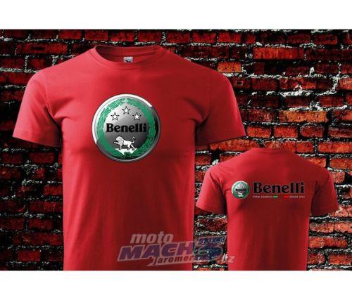 Benelli červené triko