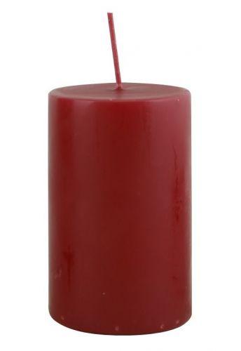 IB LAURSEN Svíčka Dark red 10 cm