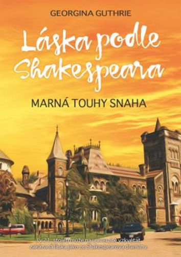 Georgina Guthrie: Láska podle Shakespeara 2 cena od 338 Kč