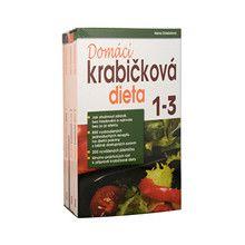 Alena Doležalová: Domácí krabičková dieta 1-3