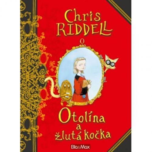 Chris Riddell: Otolína a žlutá kočka cena od 147 Kč