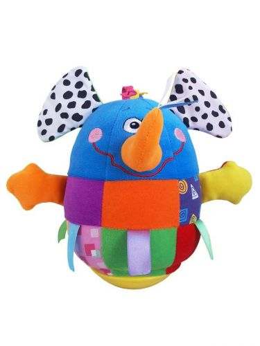 Baby Mix sloník Kývací hračka
