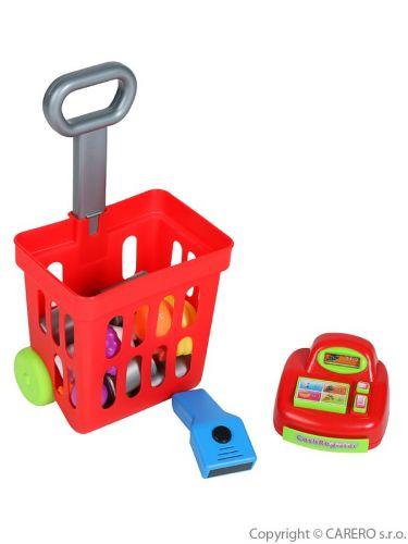 Bayo nákupní košík s příslušenstvím 24 ks