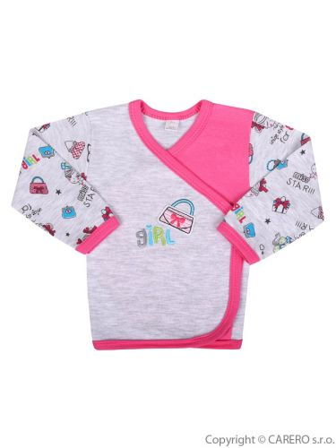 Bobas Fashion Písmena košilka