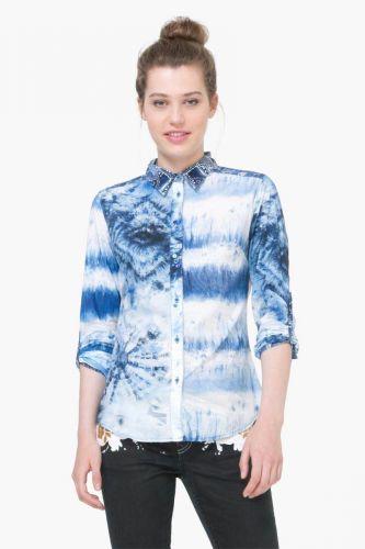 Desigual Flower košile