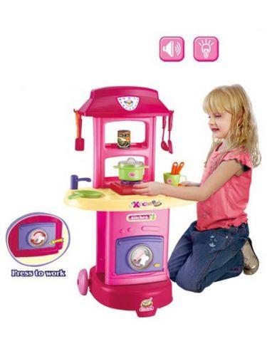 Bayo Velká dětská kuchyňka s pračkou