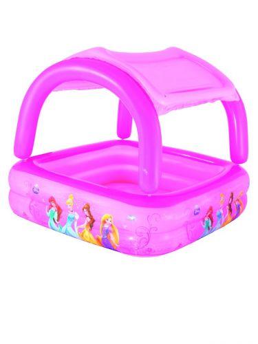 Bestway Disney Princess bazén se stříškou