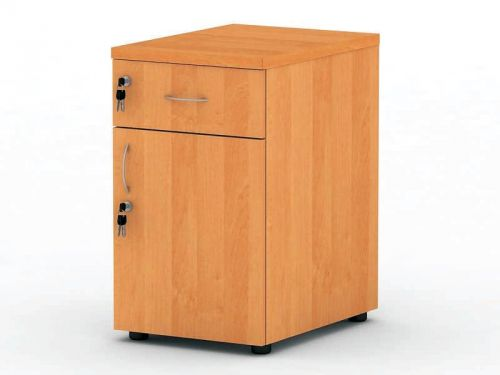 MebloMart eOP-60 Kancelářský kontejner s šuplíkem a dvířky  cena od 0 Kč