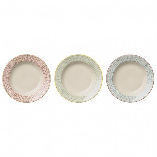 Bloomingville Polévkový talíř Carla
