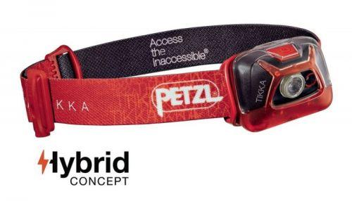PETZL Tikka Hybrid Concept