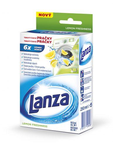 Lanza čistič pračky citron 1 dávka