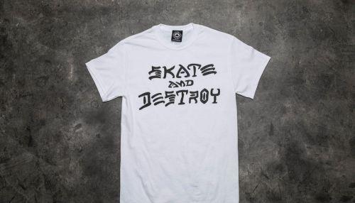 Thrasher Skate And Destroy Triko