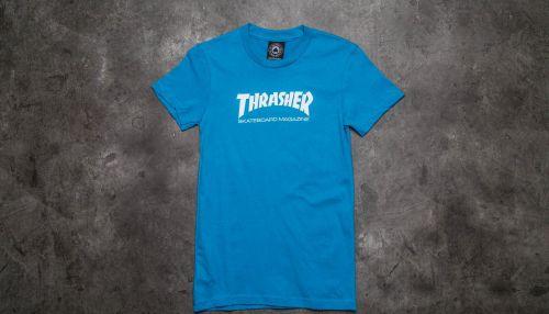 Thrasher Mag Logo Shortsleeve Girls Triko