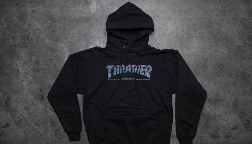 Thrasher GX1000 mikina