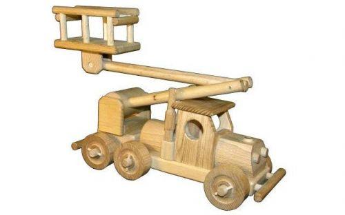 Ceeda Cavity Dřevěné auto s plošinou
