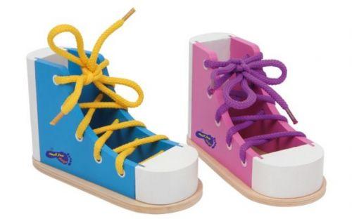 Legler Barevné boty na provlékání cena od 185 Kč