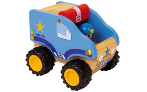 Legler Dřevěné policejní auto cena od 0 Kč
