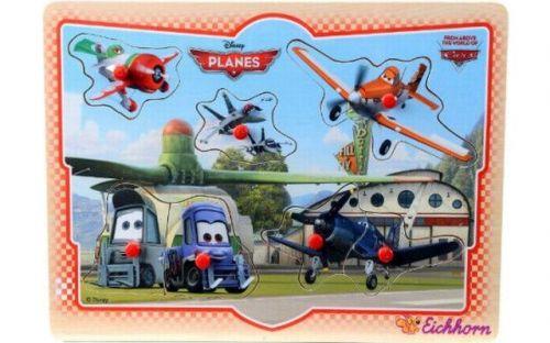 Disney Planes Puzzle s postavičkami