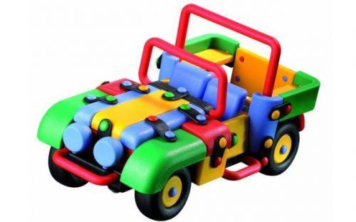Mic-o-mic Terénní auto Džíp cena od 595 Kč