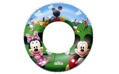 BestWay Nafukovací kruh Mickey Mouse a Minnie