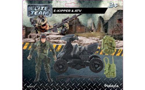 Plastica E-Kipper & ATV