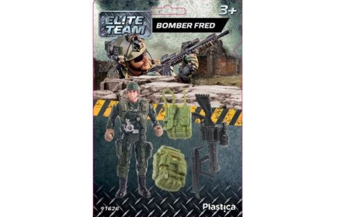 Plastica Bomber Fred