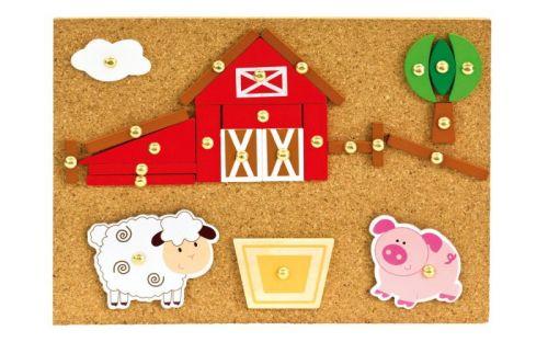 Bino Hra s kladívkem farma cena od 225 Kč