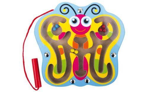 Legler Kuličkový labyrint Motýl cena od 183 Kč