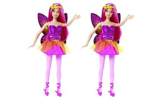 Mattel Barbie Víla Růžové vlasy cena od 280 Kč
