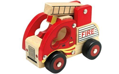 Bino Dřevěné auto hasiči cena od 119 Kč