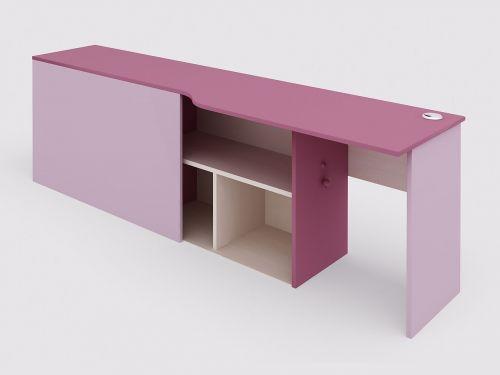 Lenza Mia Stůl s kontejnerem