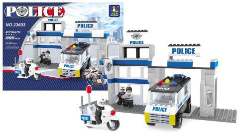 RAPPA AUSINI policejní stanice 286 dílů