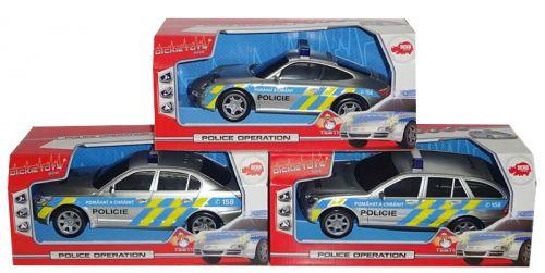 SIMBA policejní auto